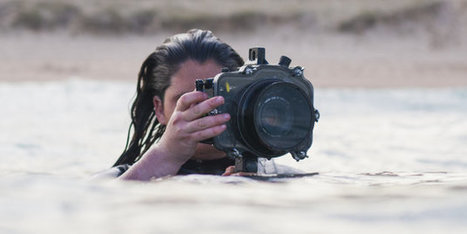 This Surf Photographer Was Told She Wouldn't Walk, Now She's Shooting Big Waves With No Fear | Daily News Reads | Scoop.it