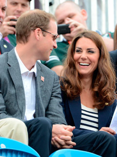 Kate Middleton's perfect evening in with Prince William | View * Engage * Discuss | Scoop.it