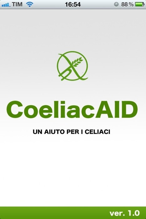 CoeliacAid | Celiachia | Scoop.it