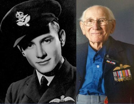 460 Squadron Pilot - 70 years on. | 460 Squadron - Bomber Command: 1942-45 | Scoop.it