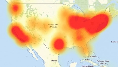 Hacked Cameras, DVRs Powered Today's Massive Internet Outage — Krebs on Security | Home Automation | Scoop.it