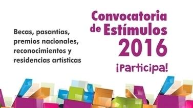 La Convocatoria de Estímulos ya está abierta para el proyecto Comunidad-es arte, biblioteca y cultura   Cultura y turismo sustentable   Scoop.it