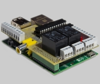 Electronica: Raspberry Pi gets another I/O board - EE Times | Raspberry Pi | Scoop.it