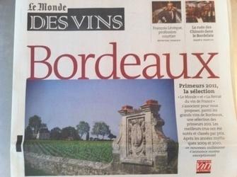 Château Pape Clément - Supplément du Monde : Le Château Pape Clément blanc et ro | IntotheWine.fr | Oenotourisme dans le Bordelais | Scoop.it