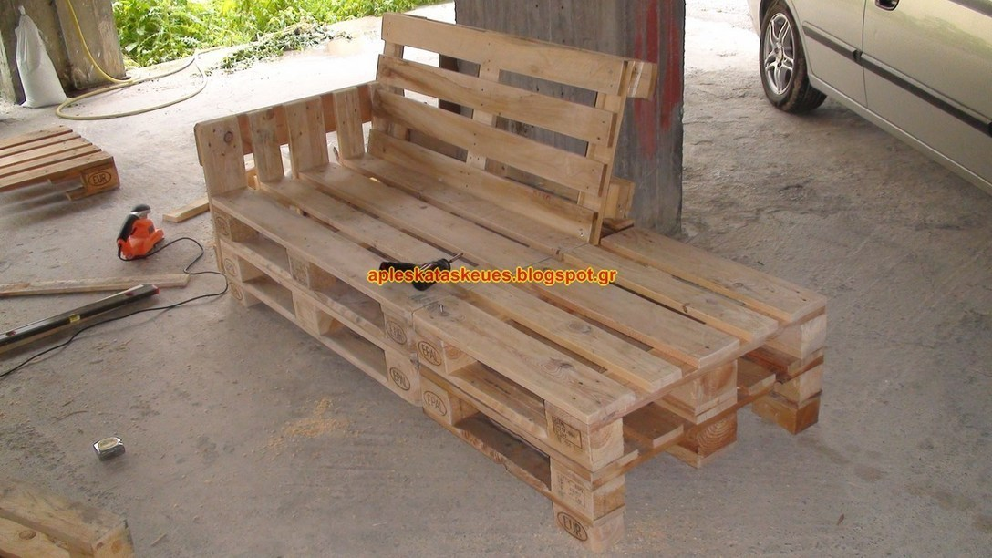 Best Sofa Pallet Quot The Construction Is In P