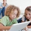 Les petits Français, prématurément connectés? | europa apps | Livres numériques et applications pour enfants | Scoop.it