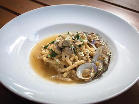Passatelli in Brodo di Vongole - Passatelli in Clams Broth | Le Marche and Food | Scoop.it