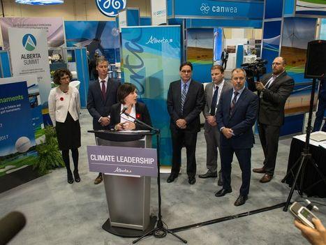 Alberta wind industry praises NDP plan for renewable power procurement | Politics in Alberta | Scoop.it