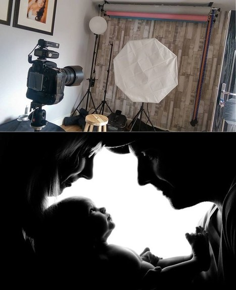 Галерея: как на самом деле фотографируют моделей, вещи и еду для рекламы   Technology   Scoop.it