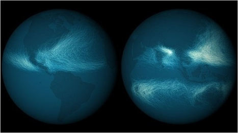 All the Hurricanes of the Past 170 Years, Mapped | green infographics | Scoop.it