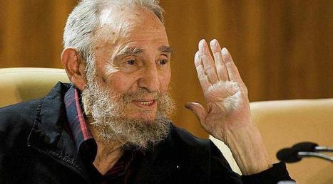 Fidel Castro, le père de la Révolution cubaine est mort   Charentonneau   Scoop.it