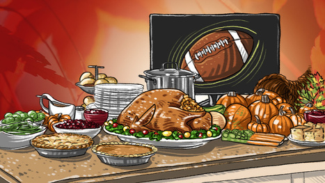 What's Your Favorite Part of Thanksgiving Dinner? | Nonprofit Management | Scoop.it