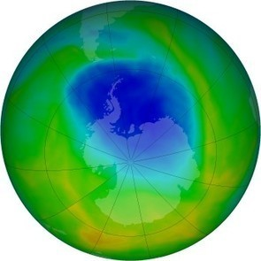 Ozone Hole Watch: Latest status of Antarctic ozone | Visiones científicas | Scoop.it