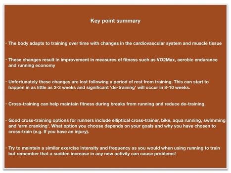 Cross-Training for Runners - by John Feeney | Power :: Endurance :: Fitness | Scoop.it