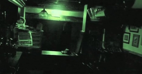Outrage as possessed ghost is 'stolen' from haunted pub toilet | Strange days indeed... | Scoop.it