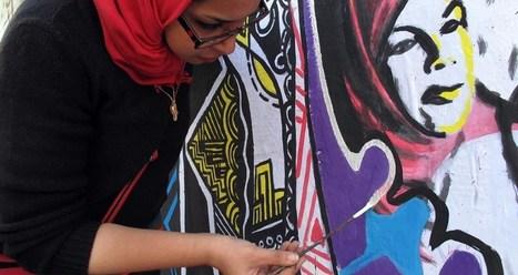 Arte urbano por los derechos de la mujer | Genera Igualdad | Scoop.it