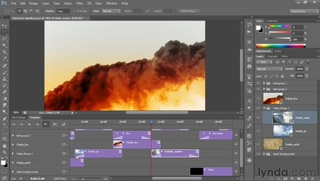 Photoshop CS6 Free Online Tutorial is out » Design You Trust – Design and Beyond! | All Informations | Scoop.it