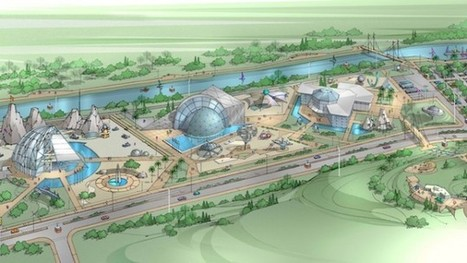 'Disney-style' space park to open in Ashdod | Jewish Education Around the World | Scoop.it