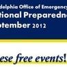 Family emergency preparedness