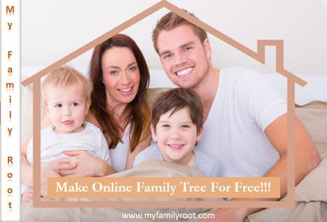 start making online family tree for free fami