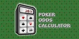 Poker odds calculator | Games People Play | Scoop.it