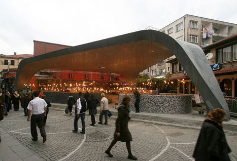 Besiktas Fish Market in Istanbul by GAD   More Than Just A Supermarket   Scoop.it