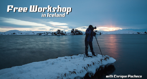 Free place on Photography Workshop in Iceland | Enrique Pacheco | Travel Photographs to Amaze You | Scoop.it