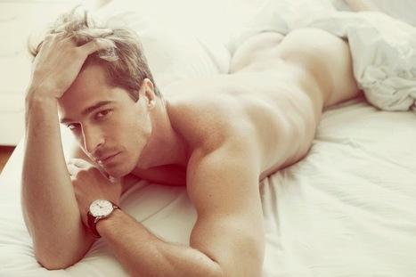 A letto col modello: Tiago Gaiotto - JHP by Jimi Paradise™ | FASHION & LIFESTYLE! | Scoop.it