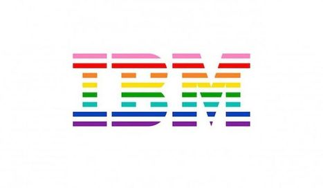 IBM unveils rainbow logo in solidarity with LGBT community | PinkieB.com | Gay and Lesbian Life | Scoop.it