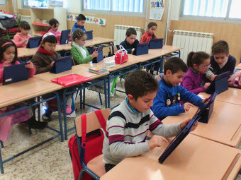 PROYECTO AL MERCADO CON TABLETS | Educación 2.0 | Scoop.it
