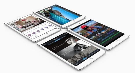 Apple iPad Mini 3 is Just Like iPad Mini 2 with Added Touch...   TechConnectPH News   Scoop.it
