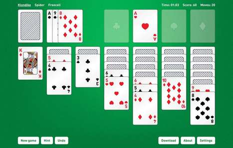 Online solitaire gambling vegas free casino