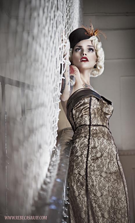 50 Irresistable Burlesque photographs of Dancers   Web Design Burn   Xposed   Scoop.it