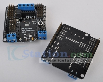 IO Expansion Shield For Arduino(V5)-Xbee/RS485/