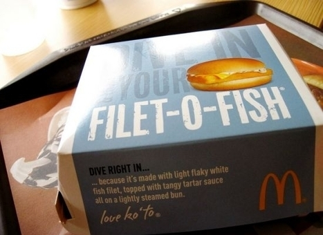 Filet-O-Fish Goes Sustainable: McDonald's Partners with Marine Stewardship Council   Daily Crew   Scoop.it