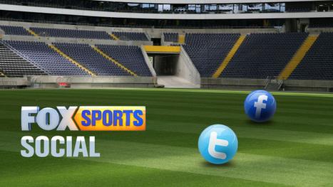 Vivez le sport autrement avec Fox Sports et Facebook | Coté Vestiaire - Blog sur le Sport Business | Scoop.it