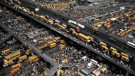 Koolhaas guides viewers through bustling Lagos in this interactive documentary | News | Archinect | Interactive Documentary (i-Docs) | Scoop.it