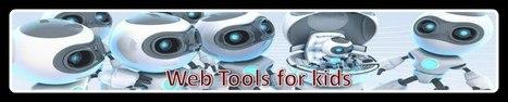 Web tools for kids | De interés educativo | Scoop.it