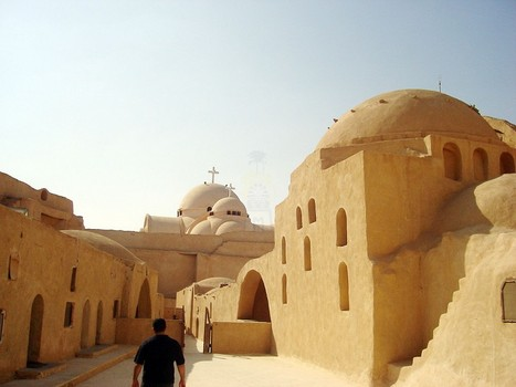 Wadi EL Natrun in Egypt | Egypt Tour Package That Fits All Budgets | Scoop.it