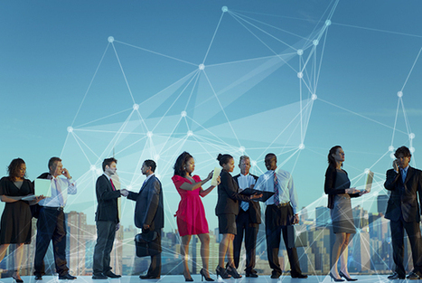 The Information Age to the Networked Age: Are You Network Literate? | Educational Technology Integration | Scoop.it