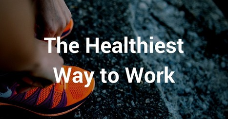 Healthiest Way to Work: Standing vs. Sitting and Everything Between | Technology in the Classroom | Scoop.it