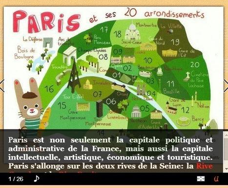 Paris, ville lumière | More FLE | Scoop.it