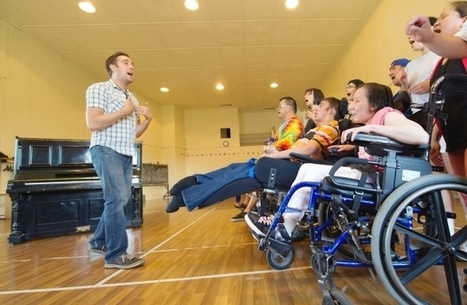 Disability no barrier in all-inclusive Vancouver choir | Music Therapy | Scoop.it