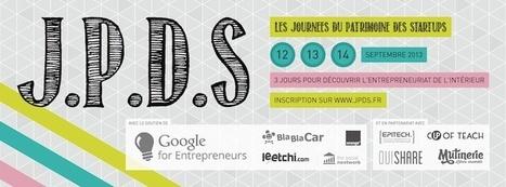 Journées du Patrimoine : rencontrez les startups du tourisme   OT et régions touristiques de France   Scoop.it