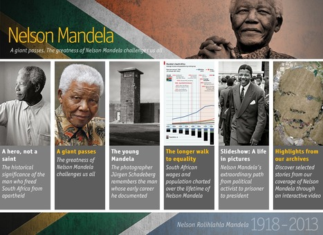 A giant passes. The greatness of Nelson Mandela challenges us all | Leadership | Scoop.it