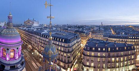 Les grands magasins parisiens croient en un exercice 2017 positif | Made In Retail : L'actualité Business des réseaux Retail de la Mode | Scoop.it