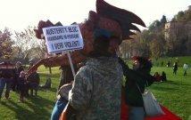 Rimini - Dopo l'acampada, la parata dei draghi ribelli alla fiera di San Martino | Global Project | #OccupyItaly -11 novembre - | Scoop.it