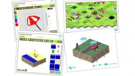 Crossyards, para crear mini-mundos en 3D | Herramientas TIC para el aula | Scoop.it