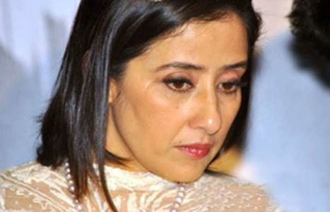 Have manisha koirala cleavage